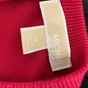 MICHAEL Michael Kors Sweaters - Michael Kors cold shoulder sweater size M
